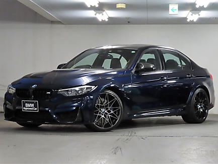 M3 Sedan Competition