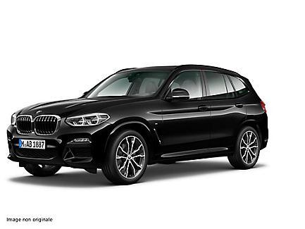 BMW X3 xDrive25d 231 ch Finition M Sport (tarif mars 2018)
