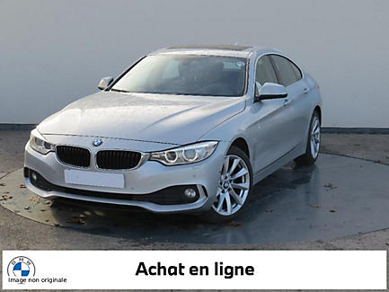 BMW 420d xDrive 190 ch Gran Coupe Edition TechnoDesign