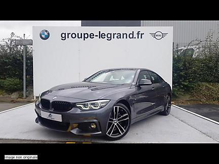 BMW 418d 150 ch BVA Gran Coupe