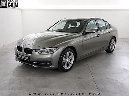 BMW 316d 116 ch Berline Finition Business (entreprises)