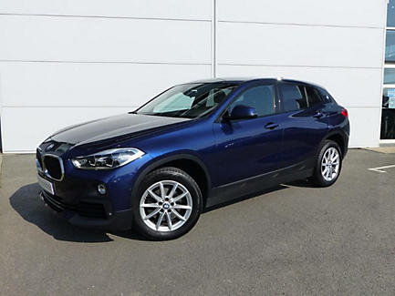 BMW X2 sDrive18d 150 ch Finition Business Design (Entreprises)
