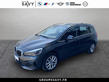 BMW 218d 150 ch Gran Tourer Finition Business Design (tarif fevrier 2018)