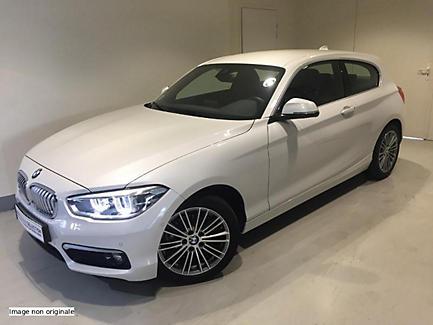 BMW 116d 116 ch trois portes Finition Urban Chic