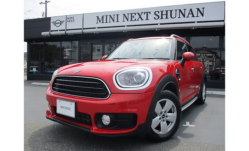 MINI CROSSOVER ONE