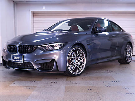 M4 Coupe Competition