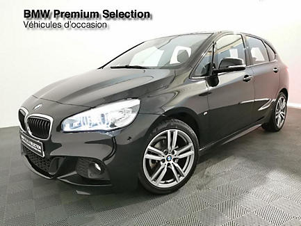 BMW 218i 136ch Active Tourer Finition M Sport