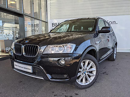 BMW X3 xDrive20d 184 ch Finition Luxe