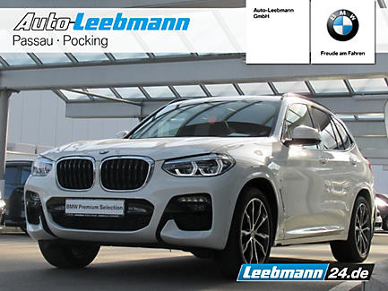 X3 xDrive20d M-Sport PANOD. UPE: 66.350,-