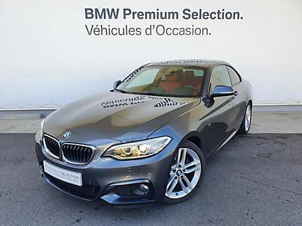 BMW 220d 190ch Coupe Finition M Sport