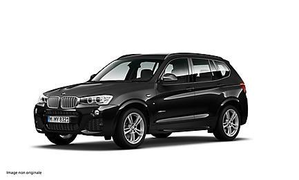 BMW X3 xDrive30d 258 ch Finition Sport Design
