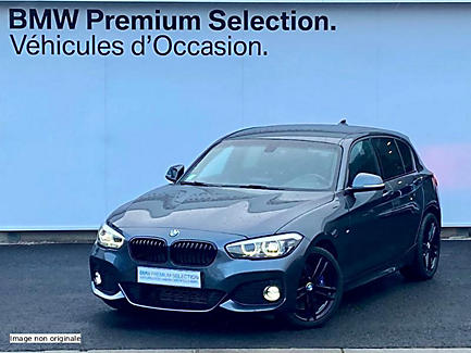 BMW 125d 224 ch cinq portes