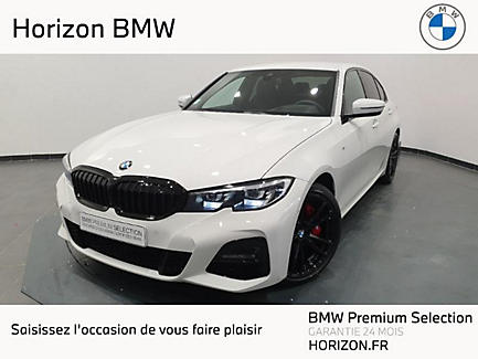 BMW 316d 122ch Berline Finition M Sport