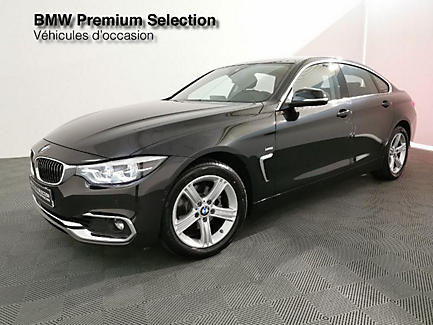 BMW 420i xDrive 184 ch Gran Coupe Finition Luxury