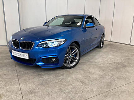 BMW 220d 190 ch Coupe Finition M Sport