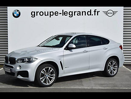 BMW X6 xDrive30d 258 ch Finition M Sport
