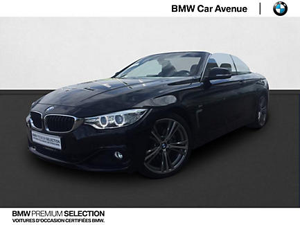 BMW 425d 218 ch Cabriolet Finition Sport