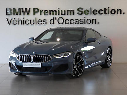 BMW 840d xDrive 320 ch Coupe Finition M Sport