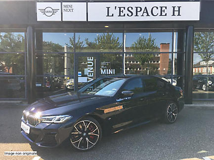 BMW 530d xDrive 286 ch Berline Finition M Sport
