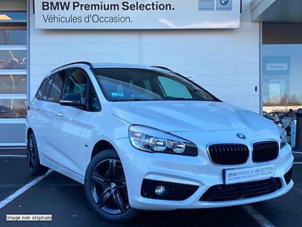 BMW 218d 150 ch Gran Tourer Finition Sport