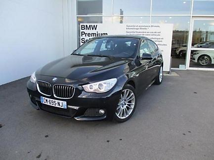 BMW 530d 258 ch Gran Turismo Finition Sport Design