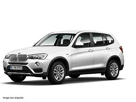 BMW X3 xDrive30d 258 ch Finition Lounge Plus