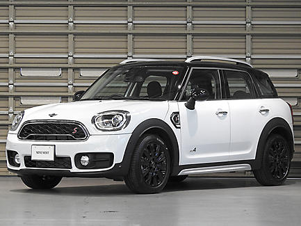 MINI COOPER SD CROSSOVER ALL4.