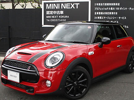 THE NEW MINI COOPER SD 3 DOOR.