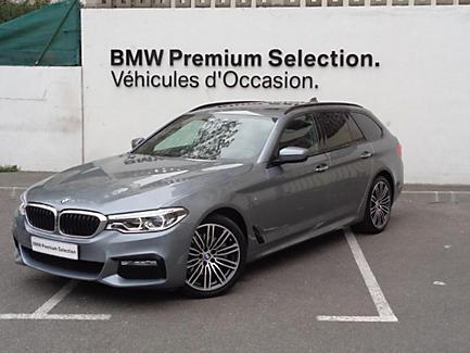 BMW 520d 190 ch BVM Touring Finition M Sport (tarif fevrier 2018)