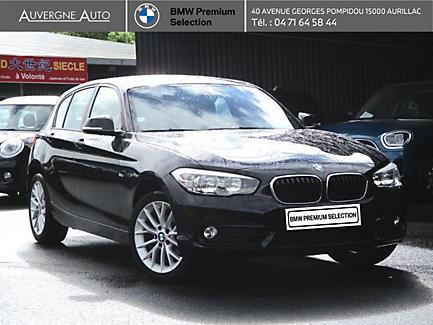 BMW 114d 95 ch cinq portes Finition Sport