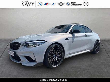 BMW M2 Competition 410 ch