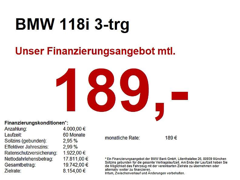 118i 3-Türer