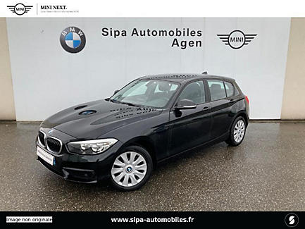 BMW 116i 109 ch cinq portes Finition Premiere