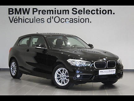 BMW 118d xDrive 150 ch trois portes Finition Lounge