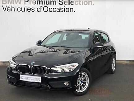 BMW 116i 109 ch trois portes Finition Lounge