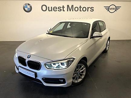 BMW 114d 95 ch cinq portes Finition Business Design