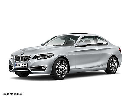BMW 220d 190 ch Coupe Finition Luxury