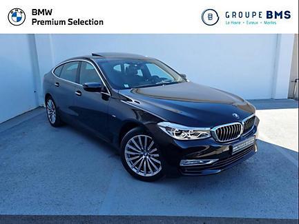 BMW 640d xDrive 320 ch Gran Turismo Finition Luxury (tarif fevrier 2018)