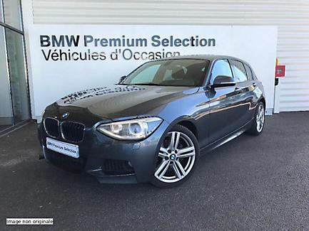 BMW 120d 184ch cinq portes Finition M Sport