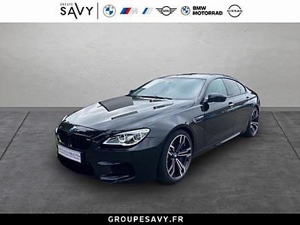 BMW M6 560 ch Gran Coupe