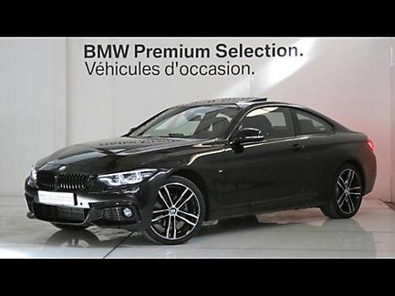 BMW 420d xDrive 190ch Coupe Finition M Sport