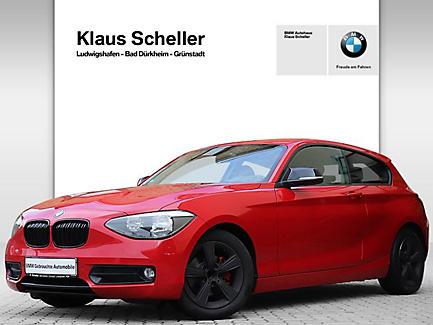 116d 3-Türer EfficientDynamics Edition