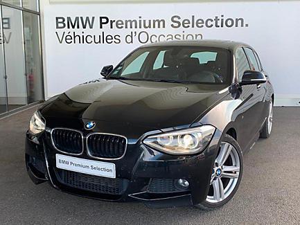 BMW 118d 143ch cinq portes Finition M Sport