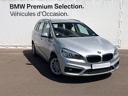 BMW 218d 150 ch Gran Tourer Finition Business Design (Entreprises)