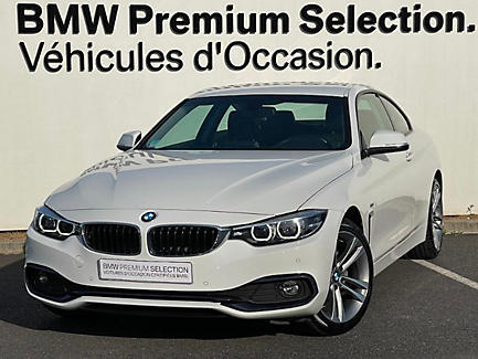 BMW 420d xDrive 190ch Coupe Edition Sport