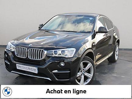 BMW X4 xDrive30d 258 ch Finition xLine