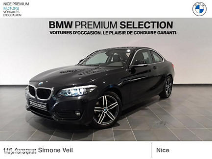BMW 220d xDrive 190 ch Coupe Finition Lounge