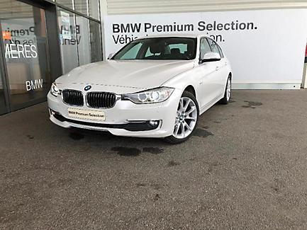 BMW 318d 143 ch Berline Finition Luxury