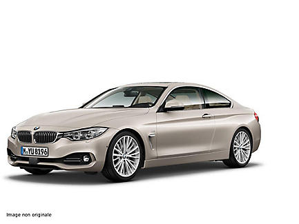 BMW 420d xDrive 184ch Coupe Finition Luxury