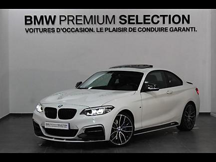 BMW M240i xDrive 340 ch Coupe